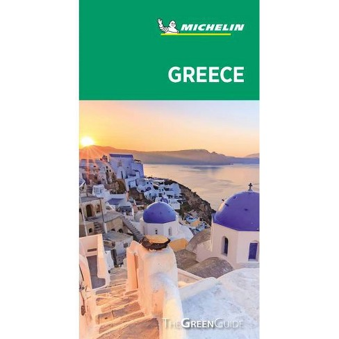 Michelin Green Guide Greece - 11 Edition (Paperback) - image 1 of 1