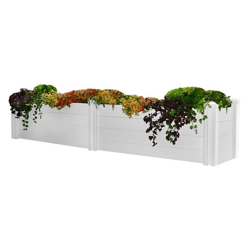 12' Pergola Garden Bed - New England Arbors - image 1 of 1