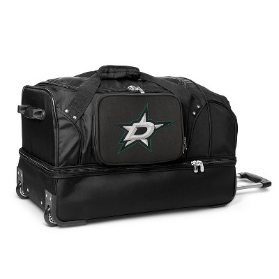 "NHL Mojo 27"" Rolling Drop Bottom Duffel Bag"