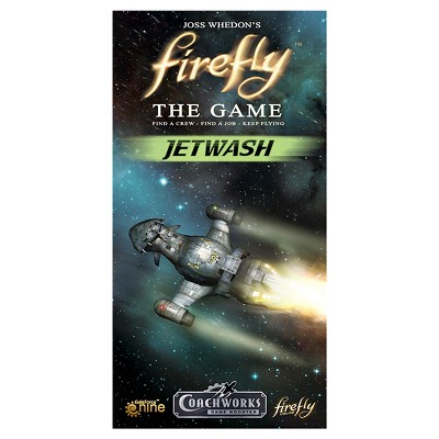 Firefly The Game: Jetwash Expansion Board Game