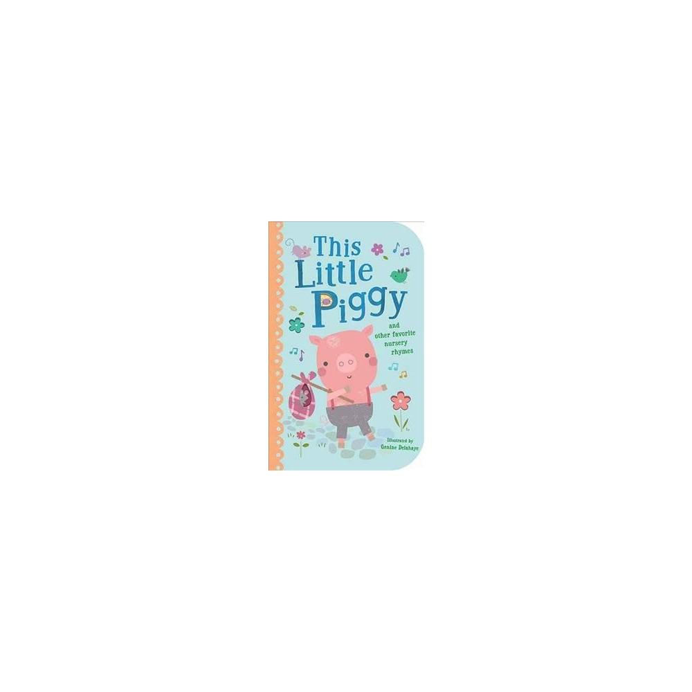 This Little Piggy, Books