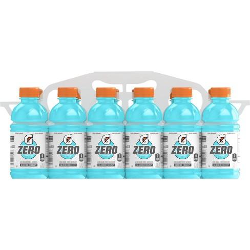 Gatorade G Zero Glacier Freeze Sports Drink - 12pk/12 fl oz Bottles - image 1 of 3