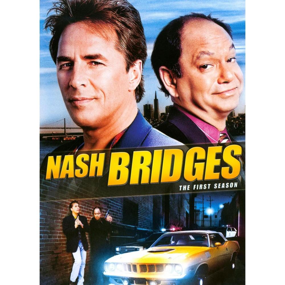 Nash Bridges: The First Season (2 Discs) (dvd_video) Nash Bridges: The First Season (2 Discs) (dvd_video)