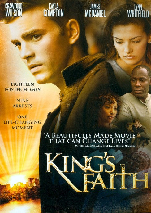 King's faith (DVD) - image 1 of 1