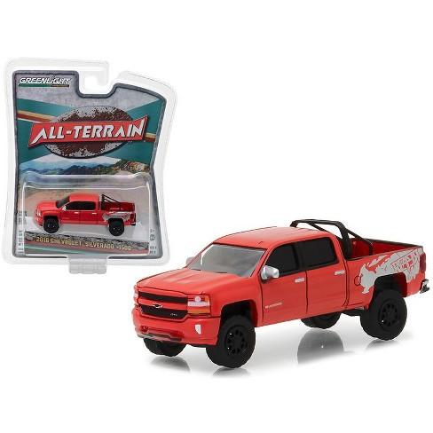 2018 Chevrolet Silverado 1500 Red