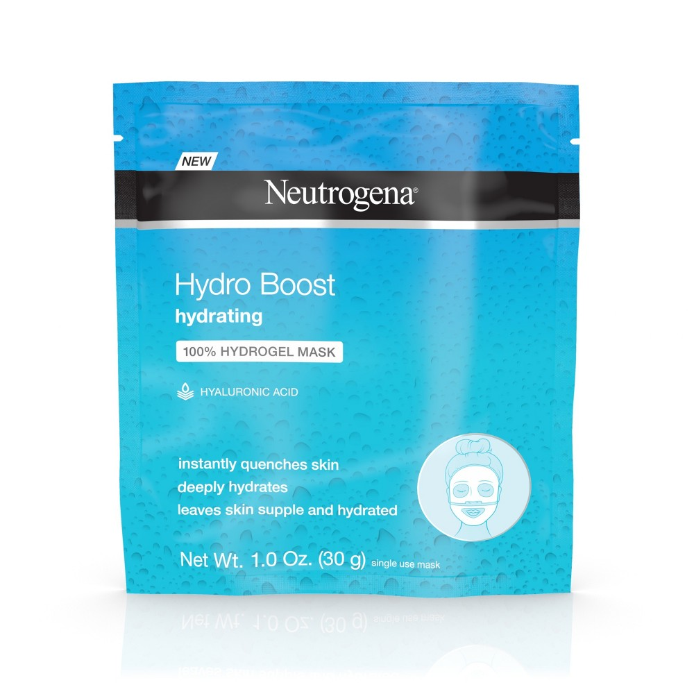 Neutrogena Moisturizing Hydro Boost Hydrating Face Mask - 1oz