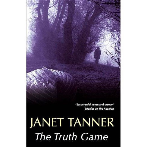 The Truth Game - (Severn House Large Print) by  Janet Tanner (Hardcover) - image 1 of 1