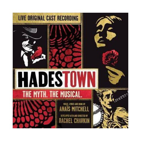 Original Cast of Hadestown - Hadestown: The Myth. The Musical. (OCR) (CD) - image 1 of 1