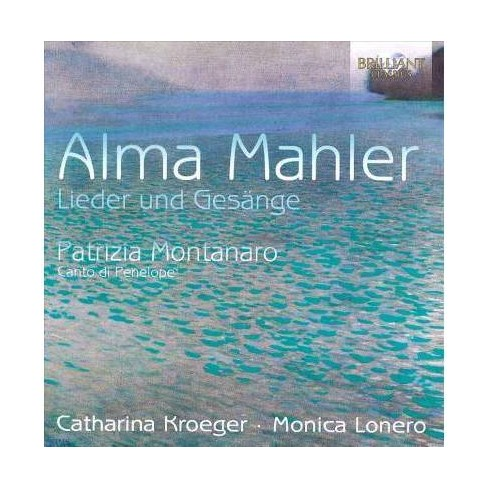 Catharina Kroeger - Mahler: Lieder Und Gesange (CD) - image 1 of 1