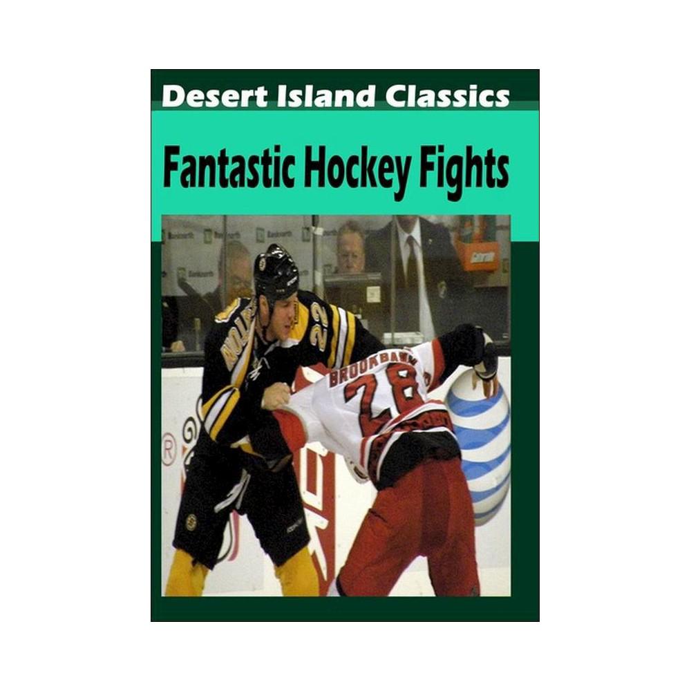 Fantastic Hockey Fights (Dvd)