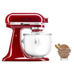 KitchenAid Ice Cream Maker Attachment- KICA0WH