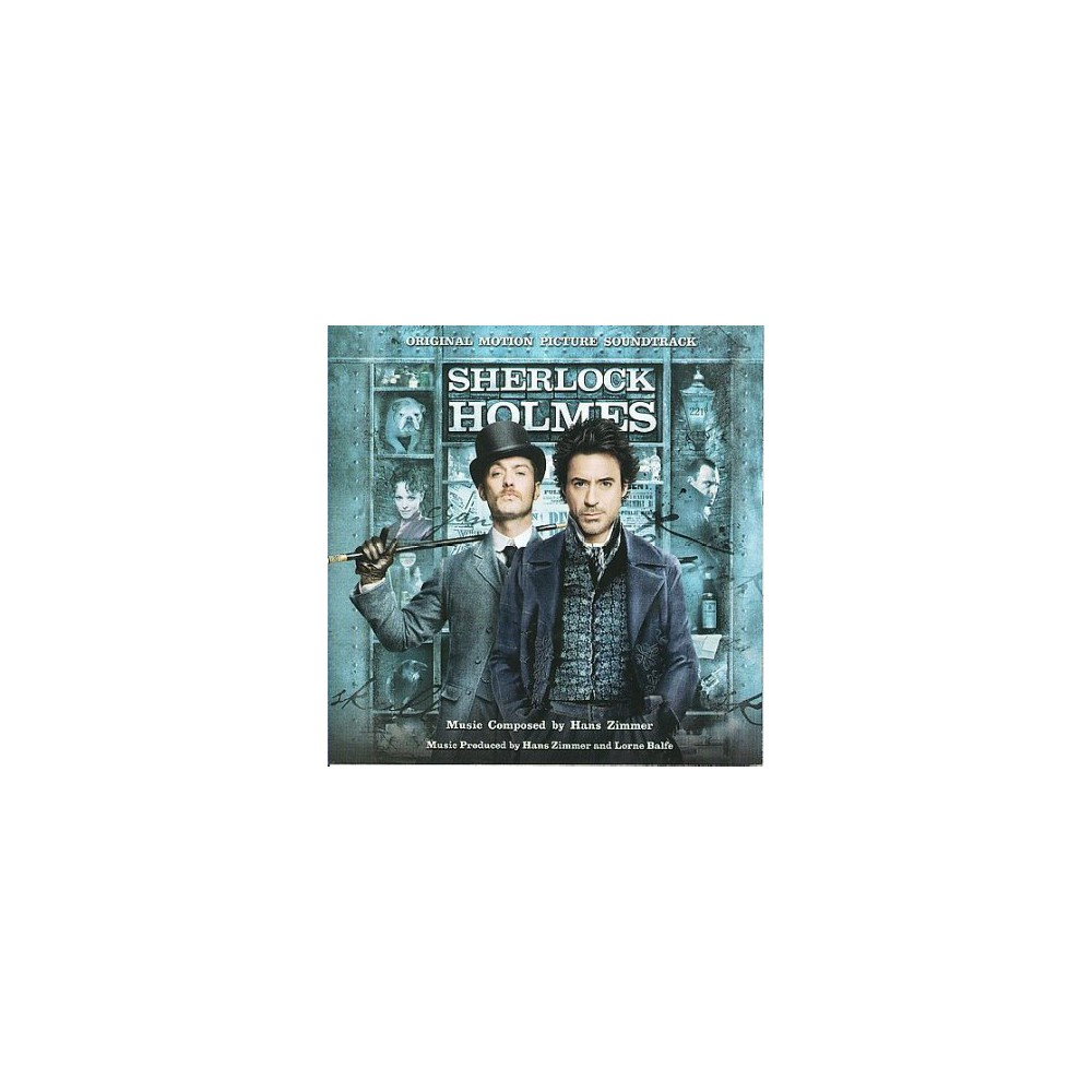 Hans zimmer - Sherlock holmes (Ost) (CD)