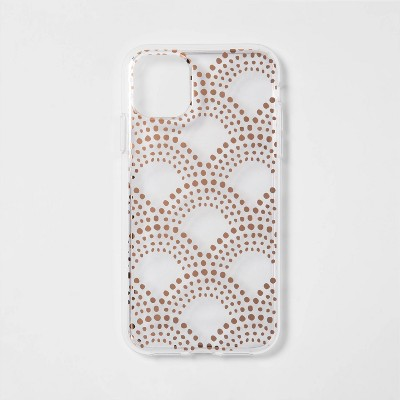 heyday™ Apple iPhone Case - Scallop Dot