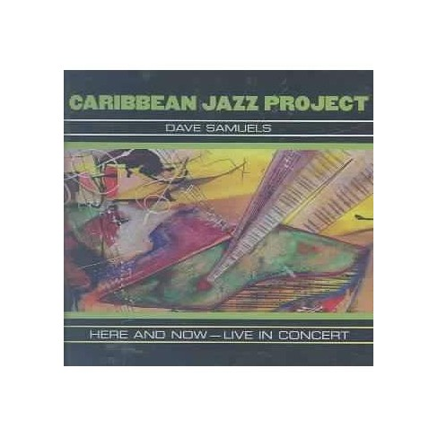 Caribbean Jazz Project - Here And Now: Live In Concert (CD) - image 1 of 1