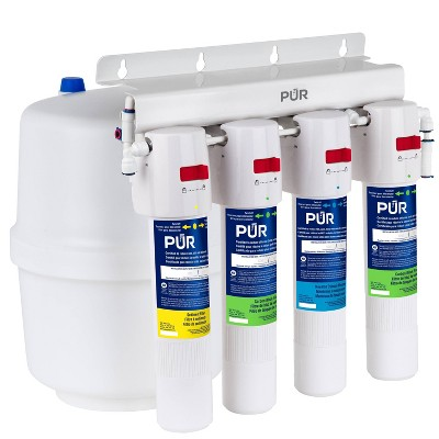 PUR 4-Stage Quick-Connect RO Water Treatment System