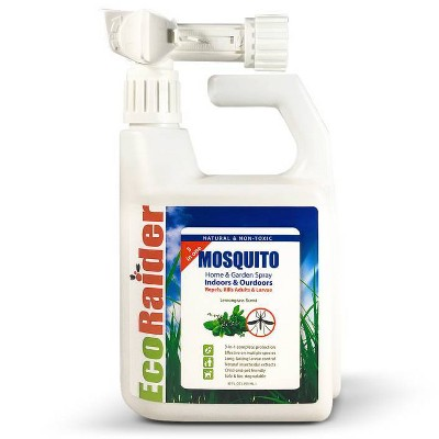 32oz 3-in-1 Garden Hose Insect Repellent - EcoRaider