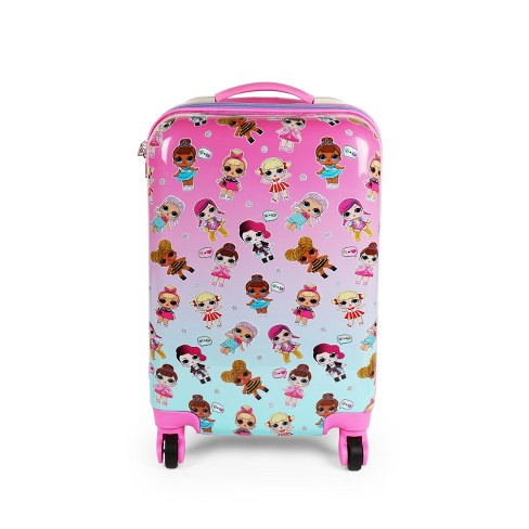 Pink Toy Travel LOL Surprise Case Fits LOL Surprise Accessories and LOL Dolls