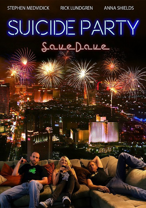 Suicide party:Save dave (DVD) - image 1 of 1
