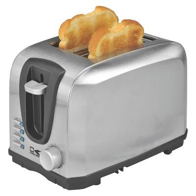 Kalorik 2-Slice Toaster - Stainless Steel