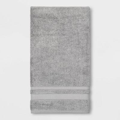 Performance Bath Sheet Gray - Threshold™