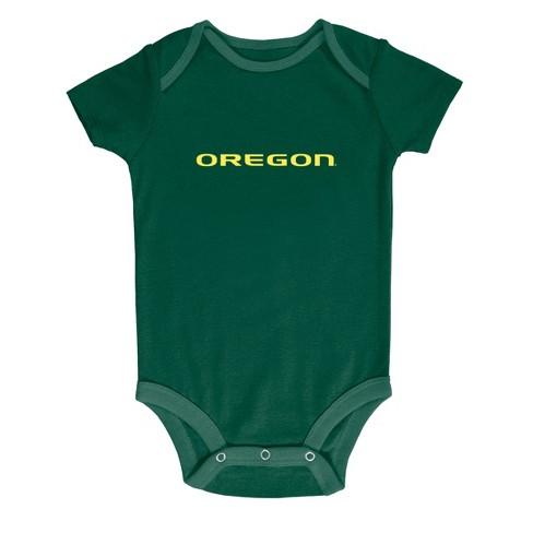NCAA Baby Boys' 3pk Bodysuit Oregon Ducks - image 1 of 4