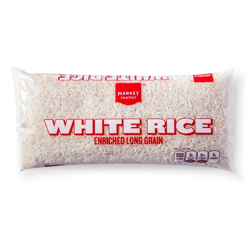 Enriched Long Grain White Rice 1lb - Market Pantry™ - image 1 of 1