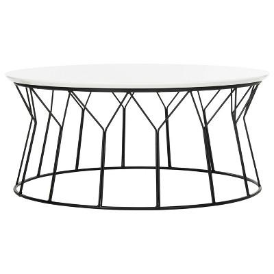 Deion Mid-Century Coffee Table - Safavieh