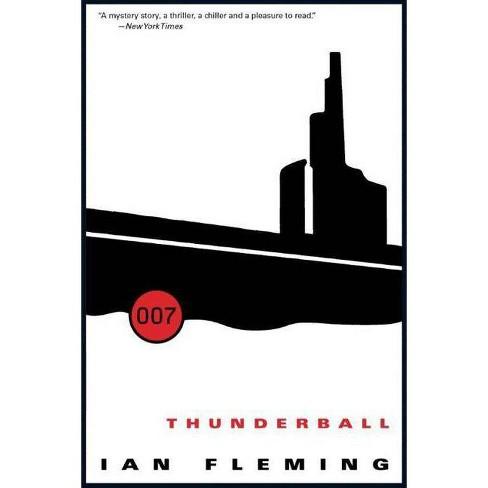 Thunderball - (James Bond) by  Ian Fleming (Paperback) - image 1 of 1