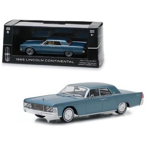 1965 Lincoln Continental Madison Gray Metallic 1 43 Target
