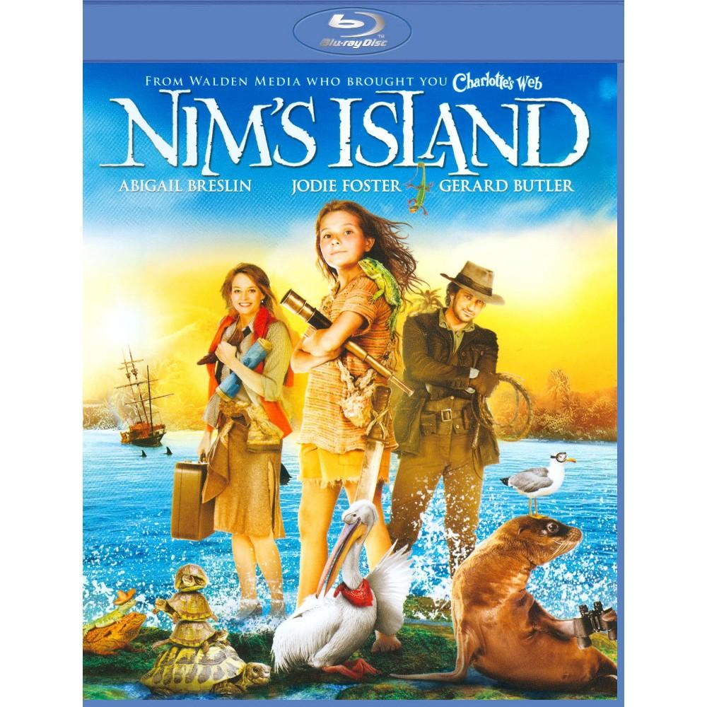Nim's Island (Blu-ray), Movies