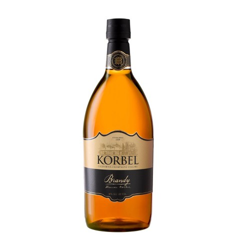 Korbel Brandy - 1.75L Bottle - image 1 of 3