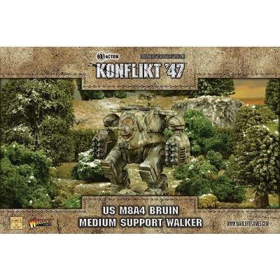 US Bruin Assault Walker Miniatures Box Set