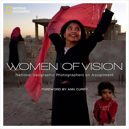 Women of Vision - by  Rena Silverman (Hardcover) - image 1 of 1
