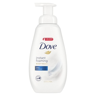 Body Washes & Gels: Dove Shower Foam