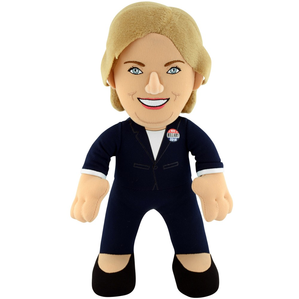 "Image of ""USA President Hillary Clinton 10"""" Plush"""
