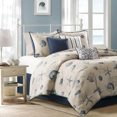 Rockaway Cotton Printed Comforter Set - image 1 of 4