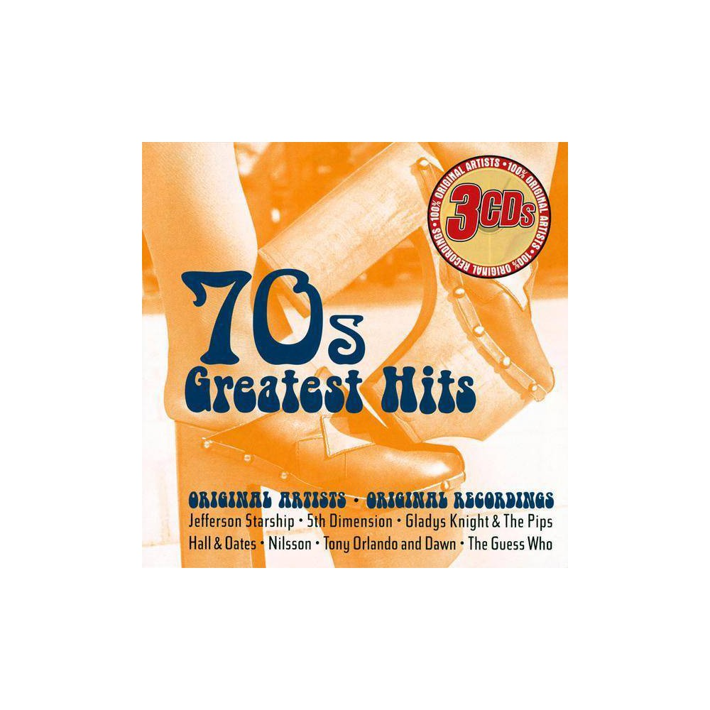Various Artists - 70s Greatest Hits (CD) Best