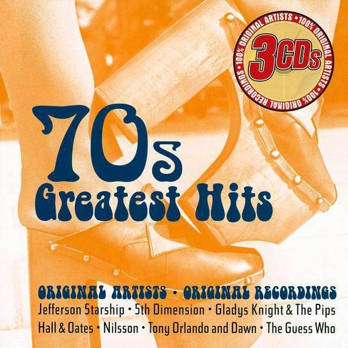 Various Artists - 70s Greatest Hits (CD) - image 1 of 1