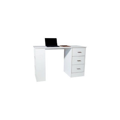 3 Shelve Monroe Computer Desk - OneSpace