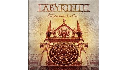Labyrinth - Architecture Of A God (CD) - image 1 of 1