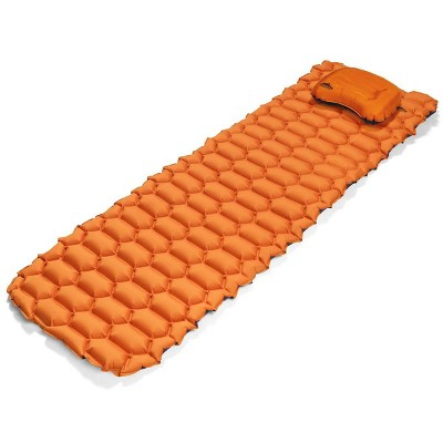 Cascade Mountain Tech Inflatable Twin Size Sleeping Pad