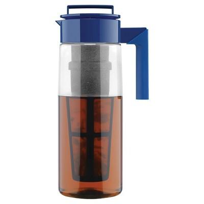 Takeya Flash Chill Iced Tea Maker-Blueberry (2Qt)