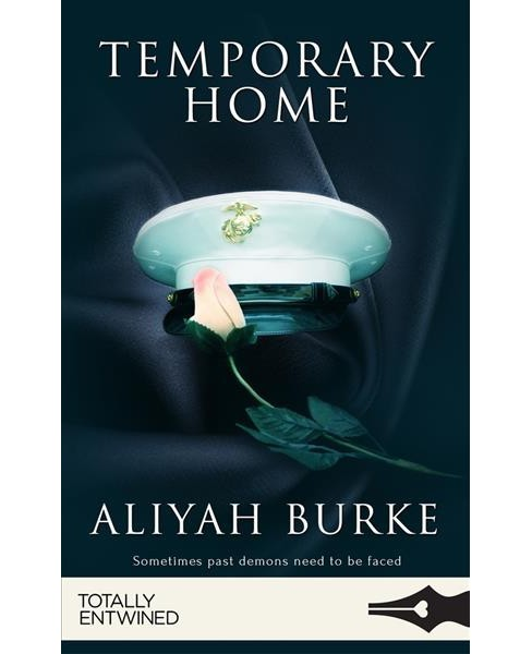 Temporary Home (Paperback) (Aliyah Burke) - image 1 of 1