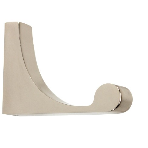 """Alno A6880 Luna 2"""" Tall Single Prong Robe Hook - image 1 of 1"""