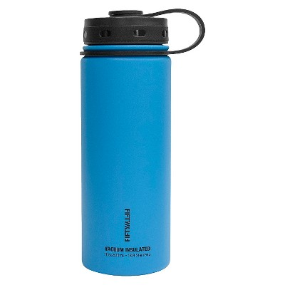 FIFTY/FIFTY® 40oz Bottle With Standard Lid - Blue
