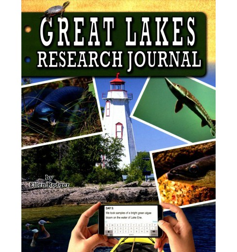 Great Lakes Research Journal -  (Ecosystems Research Journal) by Ellen Rodger (Paperback) - image 1 of 1