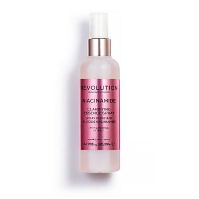 Makeup Revolution Skincare Niacinamide Essence Spray - 3.38 fl oz