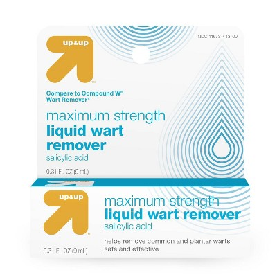 Liquid Wart Remover - 0.31oz - up & up™