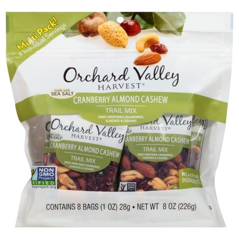 JBSS Orchard Valley Harvest Cranberry Almond Cashew Trail Mix - 8oz - image 1 of 1