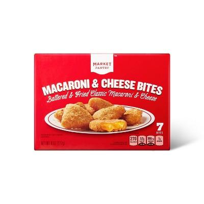 Macaroni & Cheese Frozen Bites - 7.2oz - Market Pantry™